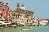 Italien, Venedig, Canale Grande
