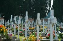 Italien, Venedig, Friedhofsinsel San Michele
