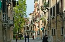 Italien, Venedig, quartier isola s elena
