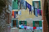 Italien, Venedig, Sestriere Castello
