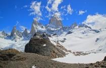 Argentinien, Fitz Roy Massiv