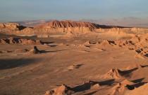 Chile, Atacama Wüste