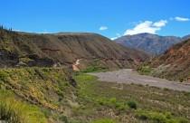 Argentinien, Andenhochland