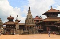 Nepal, Kathmandu, Bhaktapur