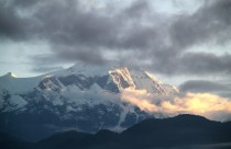 Nepal, Pokhara, Anapurna