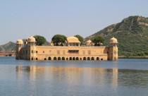 Indien, Jaipur, Jal Mahal