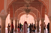 Indien, Jaipur, City Palace