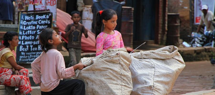 Nepal & Indien