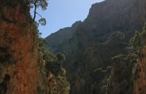 Griechenland, Kreta, Aradena Schlucht (Aradena Gorge)