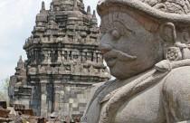 Indonesien, Indonesien, Java, Prambanan